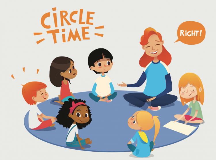 Zoom Circle Time
